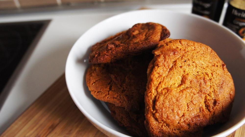 Biscoito de Gengibre, Mel e Pimenta