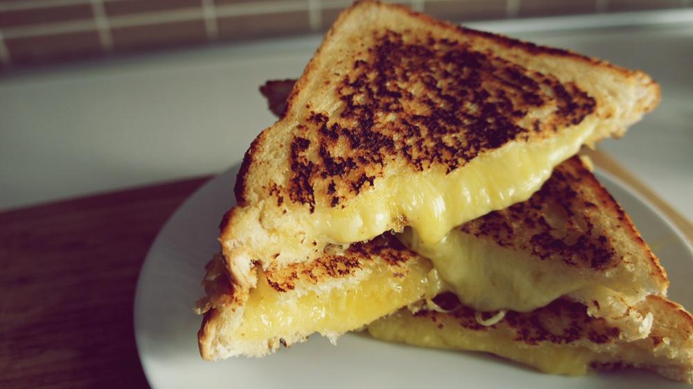 Como fazer torrada de queijo