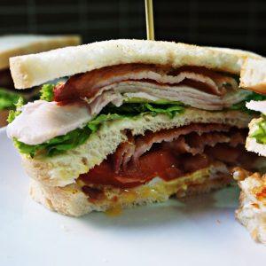 Receita de Club Sandwich