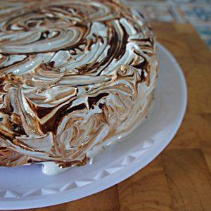 Receita de Cobertura de Merengue Italiano para Tortas e Bolos