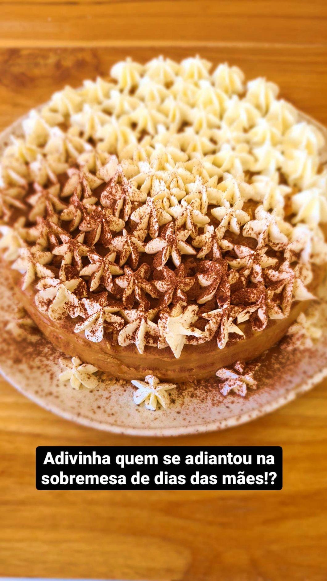 Receita de Torta de Nozes Crocantes